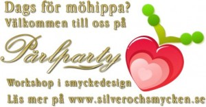 Möhippa i smyckesdesign Malmö