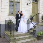 Bröllopsfoto Malmö